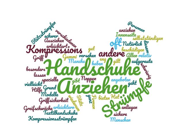 spezialhandschuhe für stützstrümpfe - www.kompressionsstruempfe-online.de