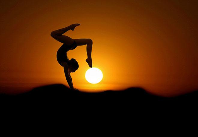 Gymnastic - Kompressionshosen -www.kompressionstruempfe-online.de